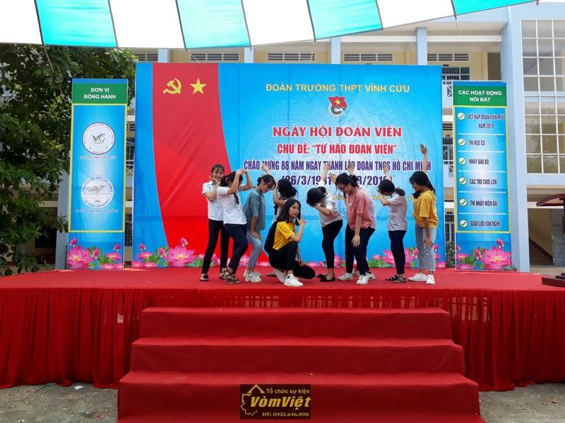 Ngày Hội Đoàn Viên Trường THPT Vĩnh Cửu