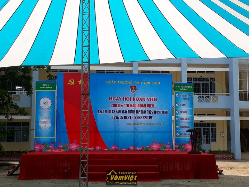 Ngày Hội Đoàn Viên Trường THPT Vĩnh Cửu - Hình 4