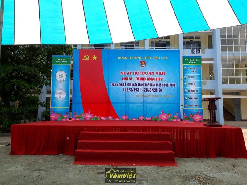 Ngày Hội Đoàn Viên Trường THPT Vĩnh Cửu - Hình 5