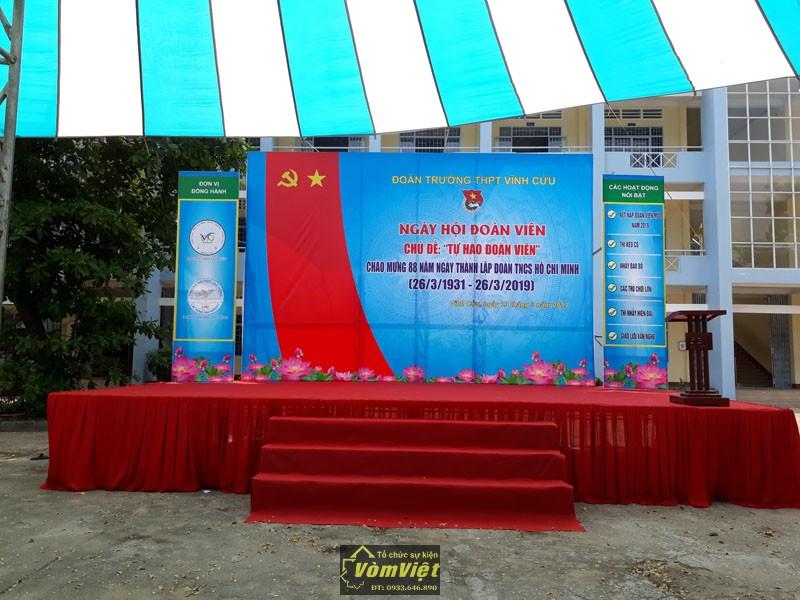 Ngày Hội Đoàn Viên Trường THPT Vĩnh Cửu - Hình 6