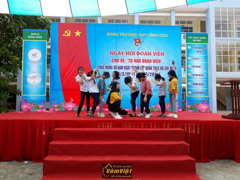 Ngày Hội Đoàn Viên Trường THPT Vĩnh Cửu - Hình 9