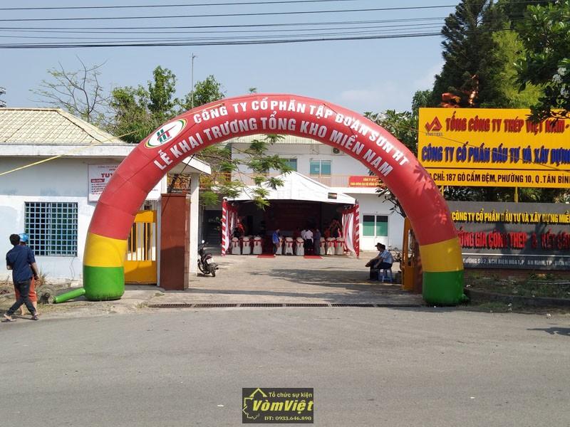 Lễ Khai Trương – Tổng Kho Miền Nam