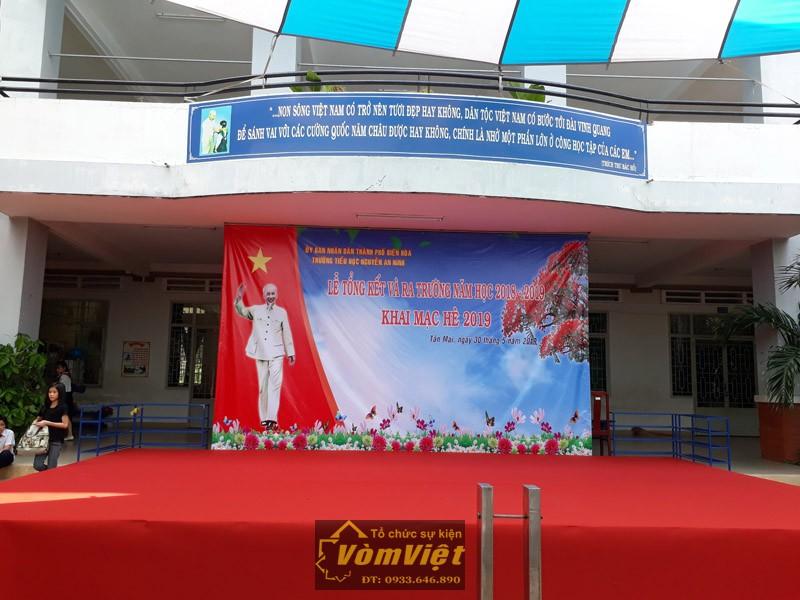 Lễ Tổng Kết Và Khai Mạc Hè 2019 - Trường Tiểu Học Nguyễn An Ninh - hình 14