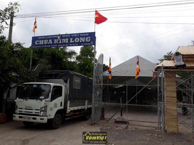 Giáo Hội Phật Giáo Chùa Kim Long Tỉnh Bến Tre