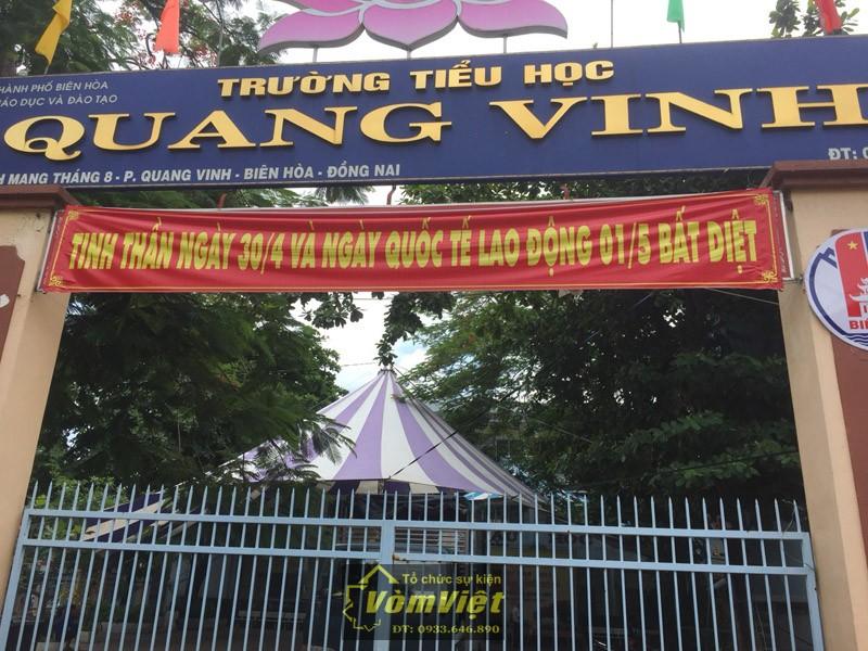 Lễ Tổng Kết Và Khai Mạc Hè 2019 - Trường Tiểu Học Quang Vinh - hình 7