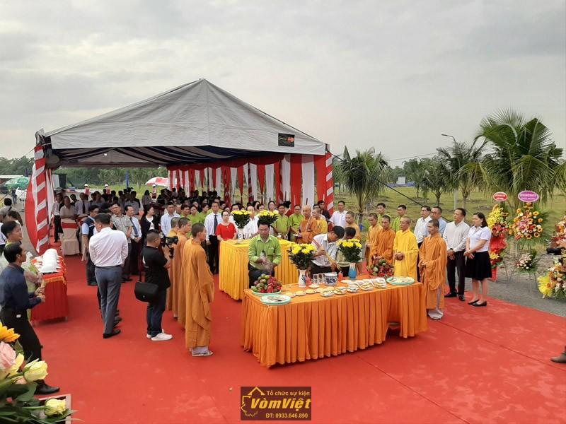 Lễ Khởi Công - Vịnh Sóng Thần và Dòng Sông Kỳ Diệu Tại Khu Du Lịch Sinh Thái Sơn Tiên - Hình 2