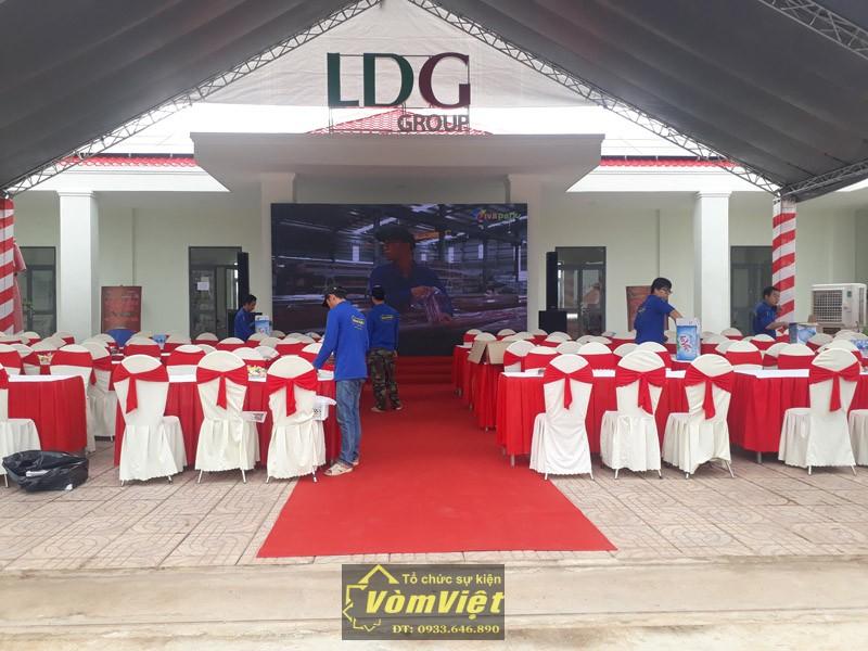 Sự Kiện Mở Bán Đất LDG Group Tại Giang Điền - Hình 1