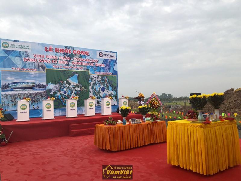 Lễ Khởi Công - Vịnh Sóng Thần và Dòng Sông Kỳ Diệu Tại Khu Du Lịch Sinh Thái Sơn Tiên - Hình 23
