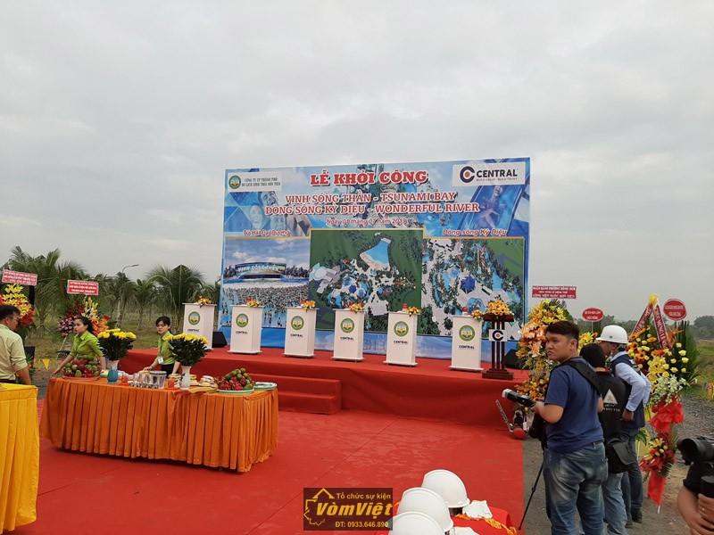 Lễ Khởi Công - Vịnh Sóng Thần và Dòng Sông Kỳ Diệu Tại Khu Du Lịch Sinh Thái Sơn Tiên - Hình 9