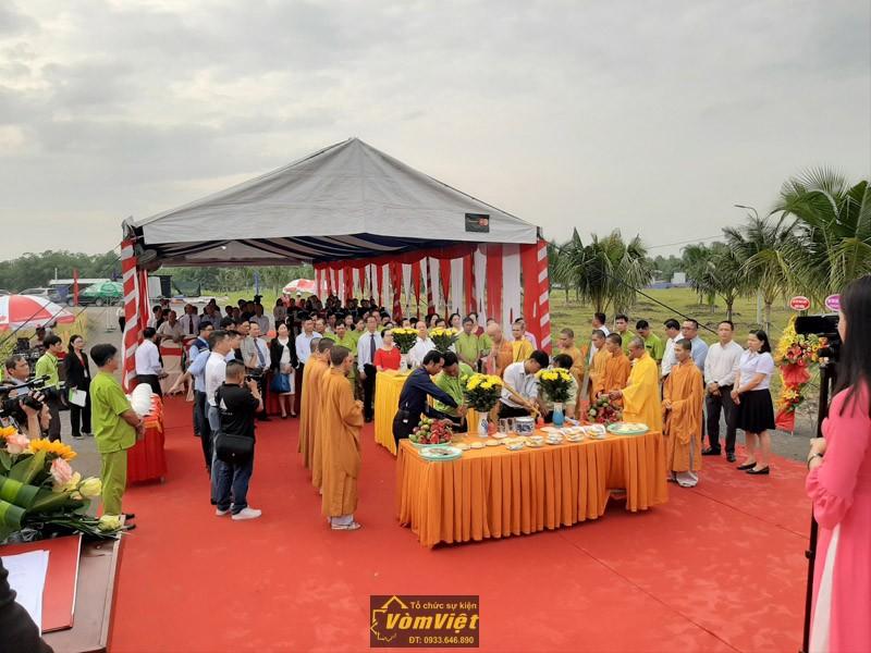 Lễ Khởi Công - Vịnh Sóng Thần và Dòng Sông Kỳ Diệu Tại Khu Du Lịch Sinh Thái Sơn Tiên - Hình 7
