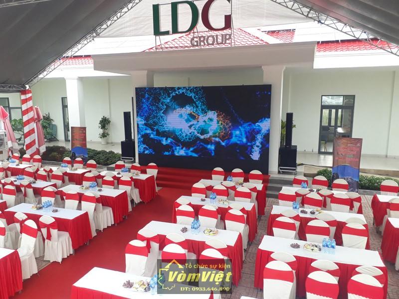 Sự Kiện Mở Bán Đất LDG Group Tại Giang Điền