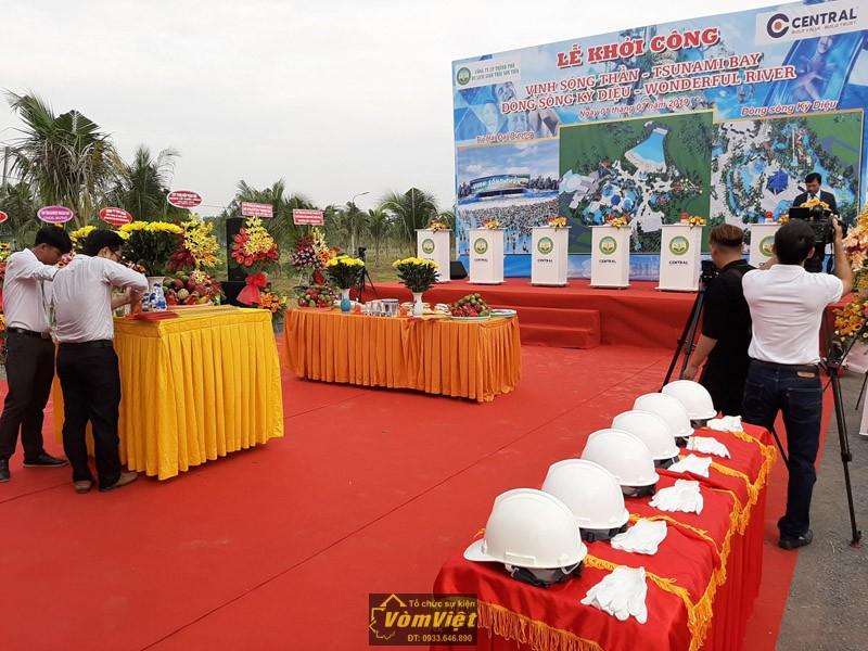 Lễ Khởi Công - Vịnh Sóng Thần và Dòng Sông Kỳ Diệu Tại Khu Du Lịch Sinh Thái Sơn Tiên - Hình 4