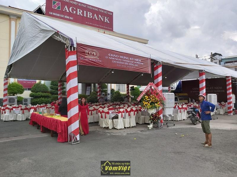 Lễ Kỉ Niệm - 01 Năm Ngày Thành Lập AGRIBANK Chi Nhánh Bắc Đồng Nai - Hình 5