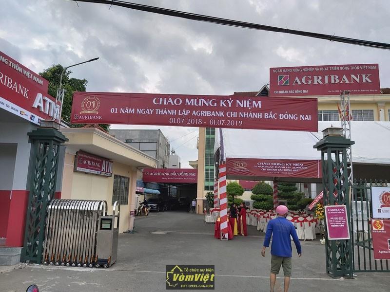 Lễ Kỉ Niệm - 01 Năm Ngày Thành Lập AGRIBANK Chi Nhánh Bắc Đồng Nai - Hình 7
