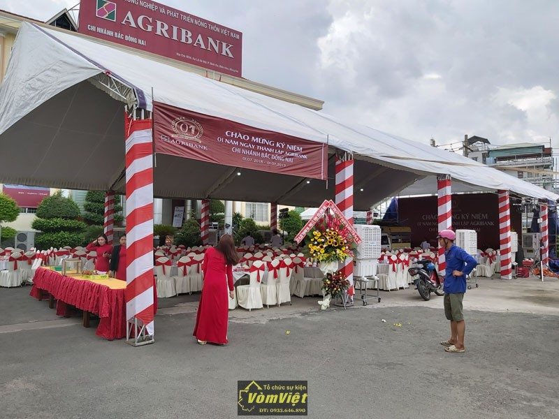 Lễ Kỉ Niệm - 01 Năm Ngày Thành Lập AGRIBANK Chi Nhánh Bắc Đồng Nai - Hình 9