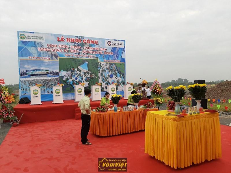 Lễ Khởi Công - Vịnh Sóng Thần và Dòng Sông Kỳ Diệu Tại Khu Du Lịch Sinh Thái Sơn Tiên - Hình 15