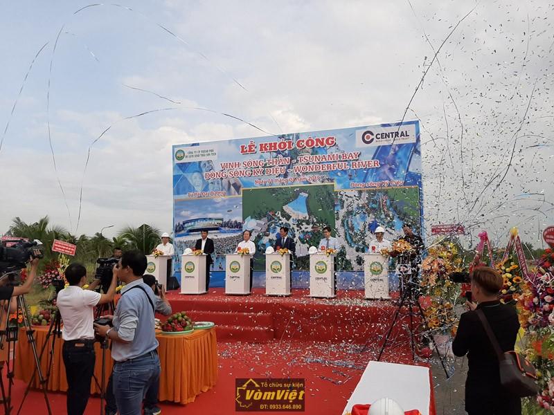 Lễ Khởi Công - Vịnh Sóng Thần và Dòng Sông Kỳ Diệu Tại Khu Du Lịch Sinh Thái Sơn Tiên - Hình 16