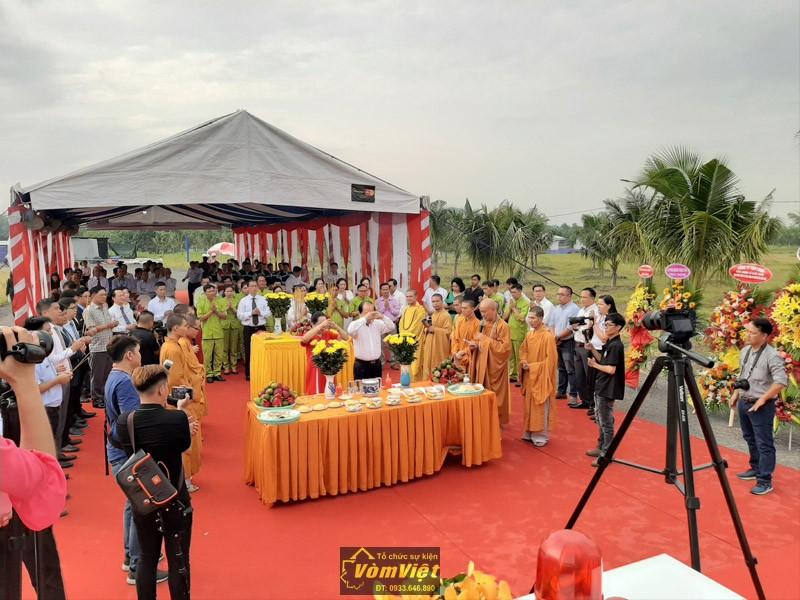 Lễ Khởi Công - Vịnh Sóng Thần và Dòng Sông Kỳ Diệu Tại Khu Du Lịch Sinh Thái Sơn Tiên - Hình 20