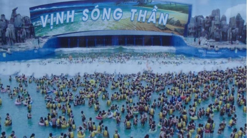 Cảm nhận về sự kiện Lễ Khởi Công – Vịnh Sóng Thần và Dòng Sông Kỳ Diệu Tại Khu Du Lịch Sinh Thái Sơn Tiên