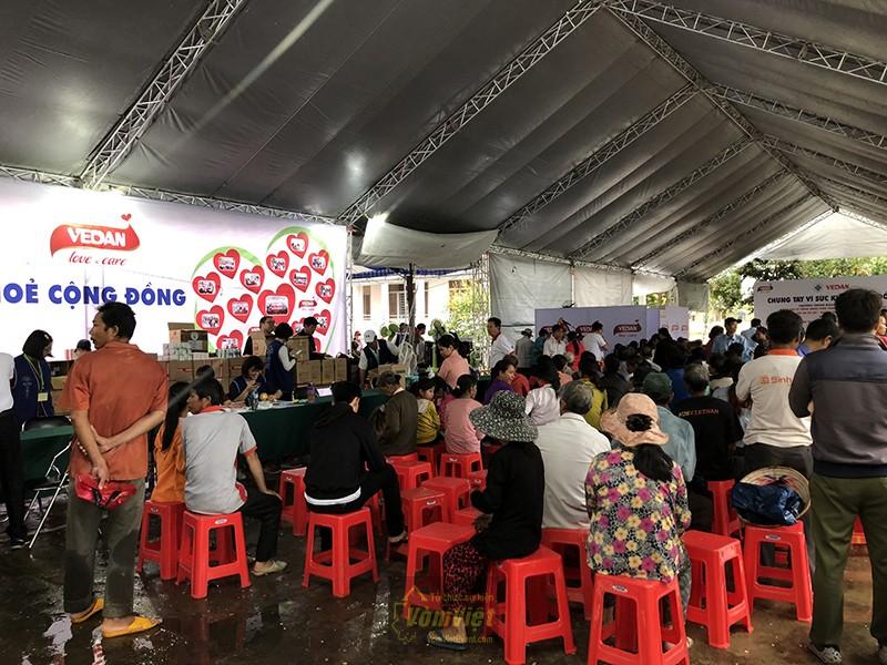 Chương trình Chung Tay Vì Sức Khỏe Cộng Đồng – Công Ty VEDAN Tân Phú - Hình 8