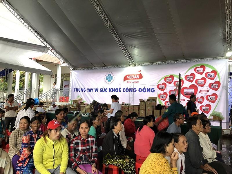 Chương trình Chung Tay Vì Sức Khỏe Cộng Đồng – Công Ty VEDAN Tân Phú - Hình 13
