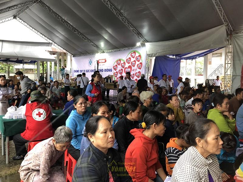 Chương trình Chung Tay Vì Sức Khỏe Cộng Đồng – Công Ty VEDAN Tân Phú - Hình 17
