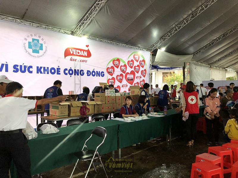Chương trình Chung Tay Vì Sức Khỏe Cộng Đồng – Công Ty VEDAN Tân Phú - Hình 4