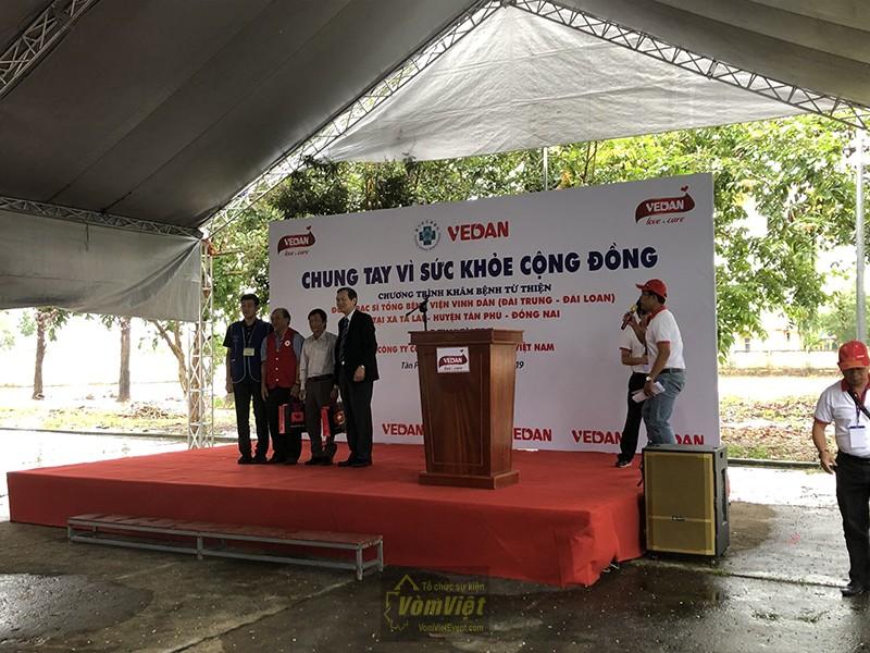 Chương trình Chung Tay Vì Sức Khỏe Cộng Đồng – Công Ty VEDAN Tân Phú - Hình 9