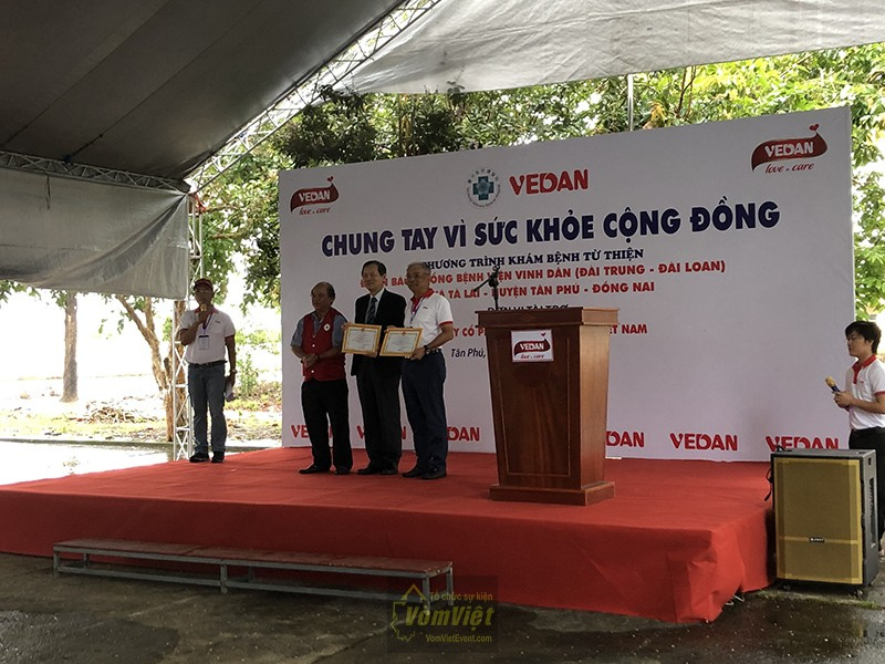 Chương trình Chung Tay Vì Sức Khỏe Cộng Đồng – Công Ty VEDAN Tân Phú - Hình 10