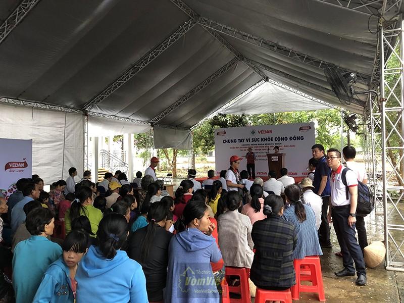 Chương trình Chung Tay Vì Sức Khỏe Cộng Đồng – Công Ty VEDAN Tân Phú - Hình 5