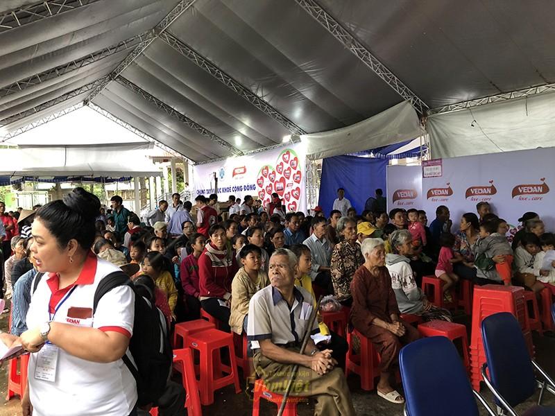 Chương trình Chung Tay Vì Sức Khỏe Cộng Đồng – Công Ty VEDAN Tân Phú - Hình 12