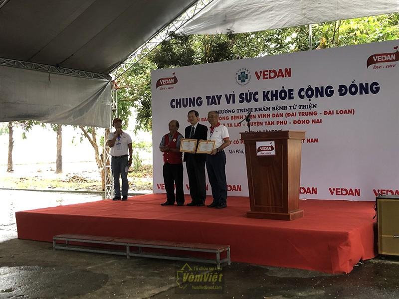 Chương trình Chung Tay Vì Sức Khỏe Cộng Đồng – Công Ty VEDAN Tân Phú - Hình 6