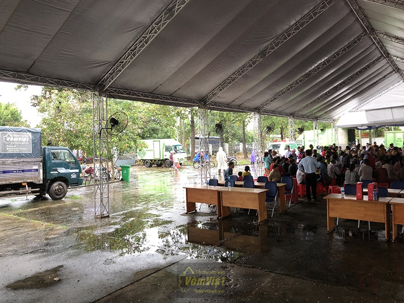 Chương trình Chung Tay Vì Sức Khỏe Cộng Đồng – Công Ty VEDAN Tân Phú - Hình 7