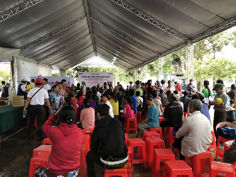 Chương trình Chung Tay Vì Sức Khỏe Cộng Đồng – Công Ty VEDAN Tân Phú - Hình 18