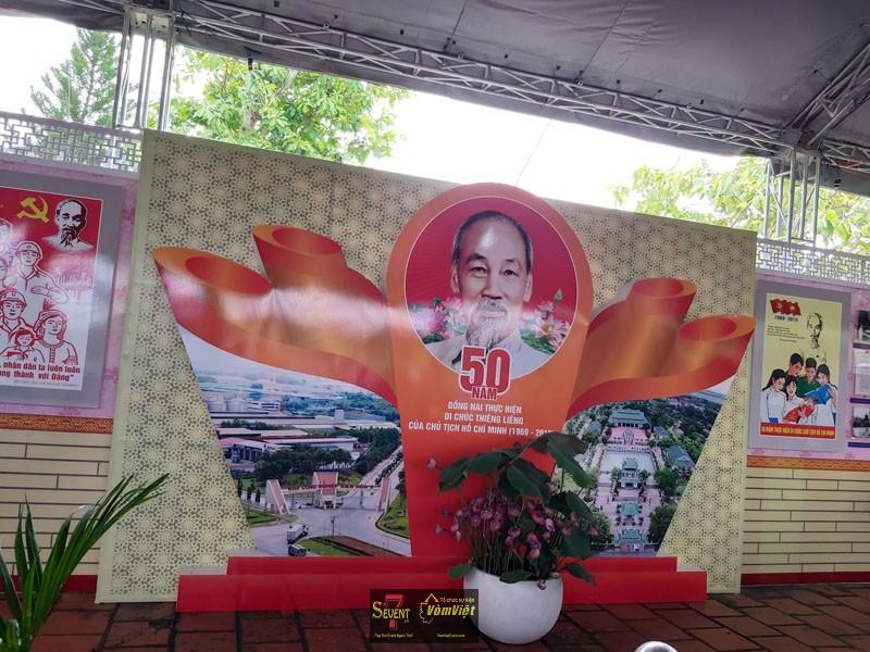 50 Năm Thực Hiện Di Chúc Thiêng Liêng Của Chủ Tịch Hồ Chí Minh - Hình 17
