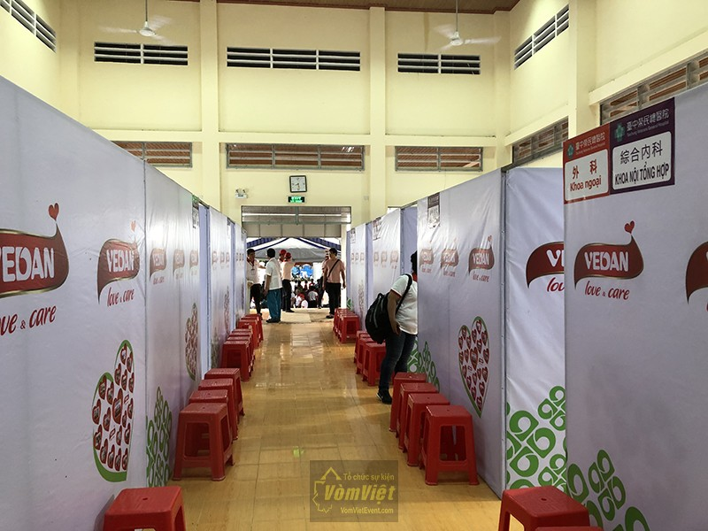 Chương trình Chung Tay Vì Sức Khỏe Cộng Đồng – Công Ty VEDAN Tân Phú - Hình 25