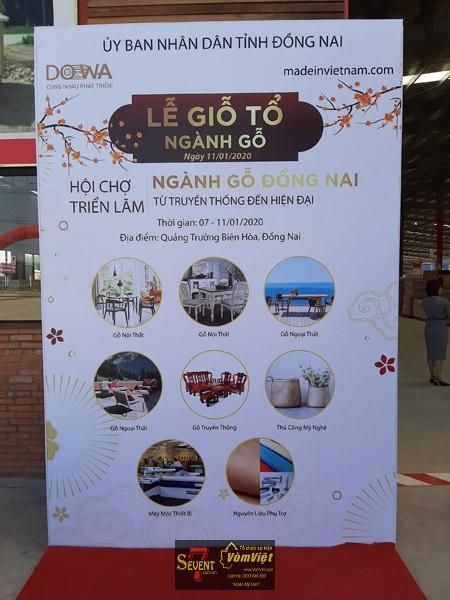 Lễ Giỗ Tổ Ngành Gỗ – TAVICO Biên Hòa Đồng Nai