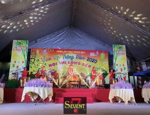 SEVENT – VÒM VIỆT EVENT- SỰ KIỆN ĐỒNG NAI – ĐÊM HỘI TRĂNG RẰM CÔNG AN TỈNH ĐỒNG NAI 2020