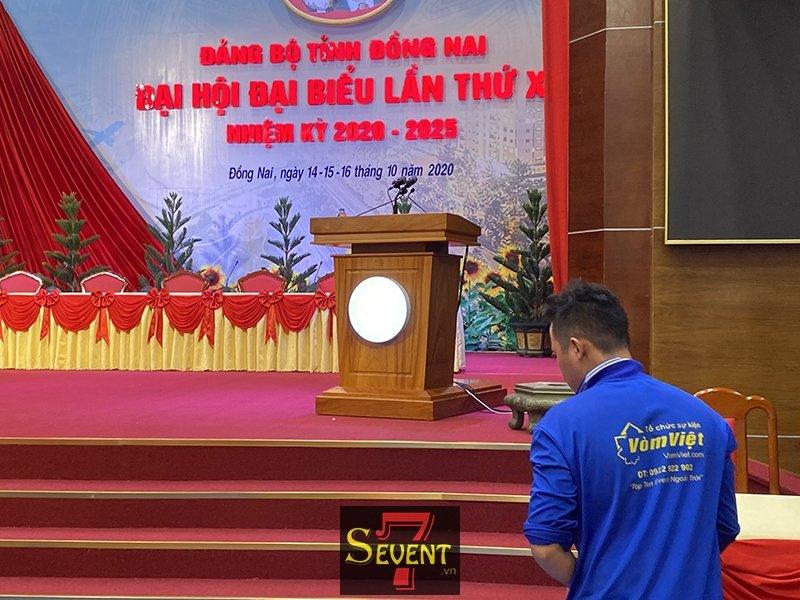 SEVENT – VÒM VIỆT EVENT- SỰ KIỆN ĐỒNG NAI – ĐẠI HỘI ĐẠI BIỂU LẦN THỨ XI