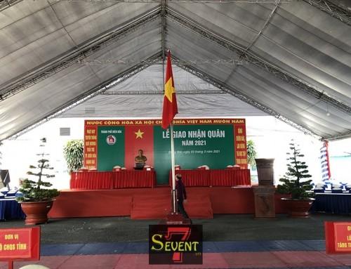 SEVENT – VÒM VIỆT EVENT – SỰ KIỆN ĐỒNG NAI – LỄ GIAO NHẬN QUÂN 2021