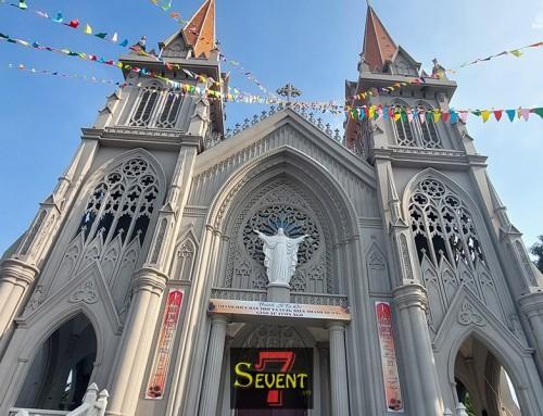SEVENT – VÒM VIỆT EVENT – SỰ KIỆN ĐỒNG NAI – LỄ KHÁNH THÀNH NHÀ THỜ VƯỜN NGÔ